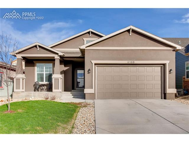 9160 Argentine Pass Trail, Colorado Springs, CO 80924