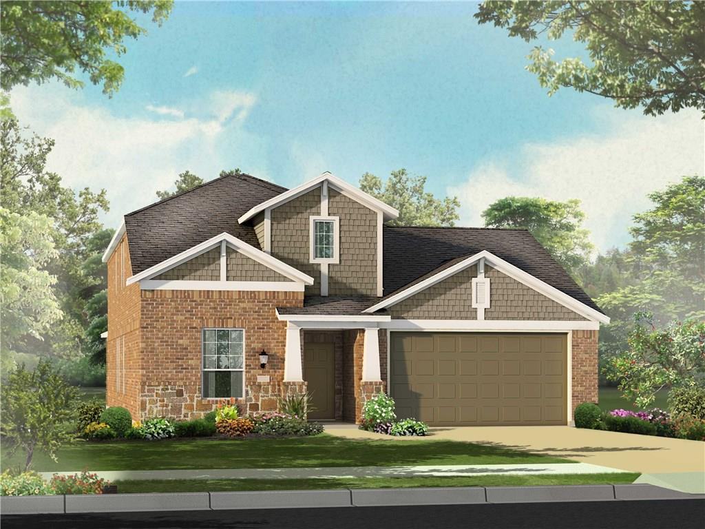 1805 Ridge Creek Lane, Aubrey, TX 76227