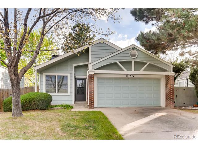 575 W Jamison Circle, Littleton, CO 80120