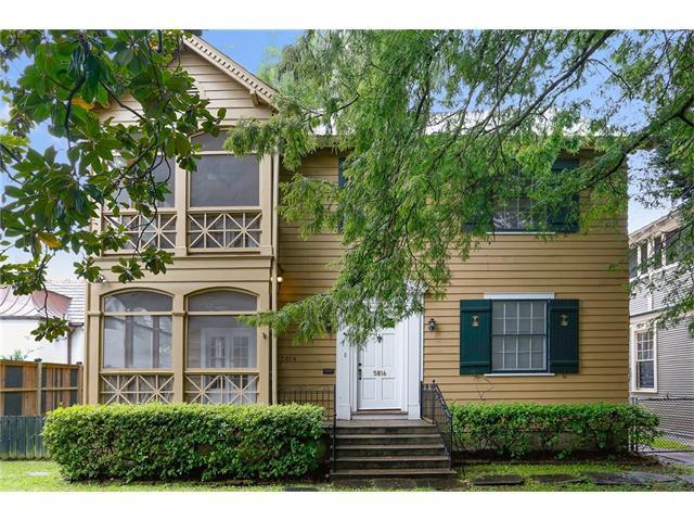 5814 PITT Street, New Orleans, LA 70115