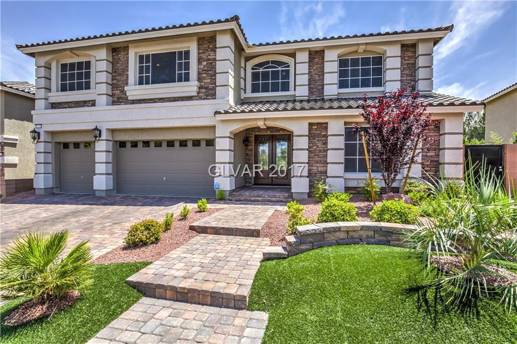 11058 GAELIC HILLS Drive, Las Vegas, NV 89141