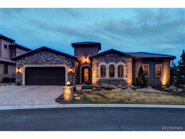 10143 S Shadow Hill Drive, Lone Tree, CO 80124