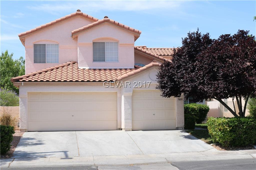 7809 DESERT BELL Avenue, Las Vegas, NV 89128