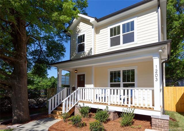 1203 Pinecrest Avenue, Charlotte, NC 28205