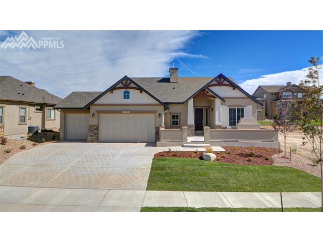 12481 Cloudy Bay Drive, Colorado Springs, CO 80921