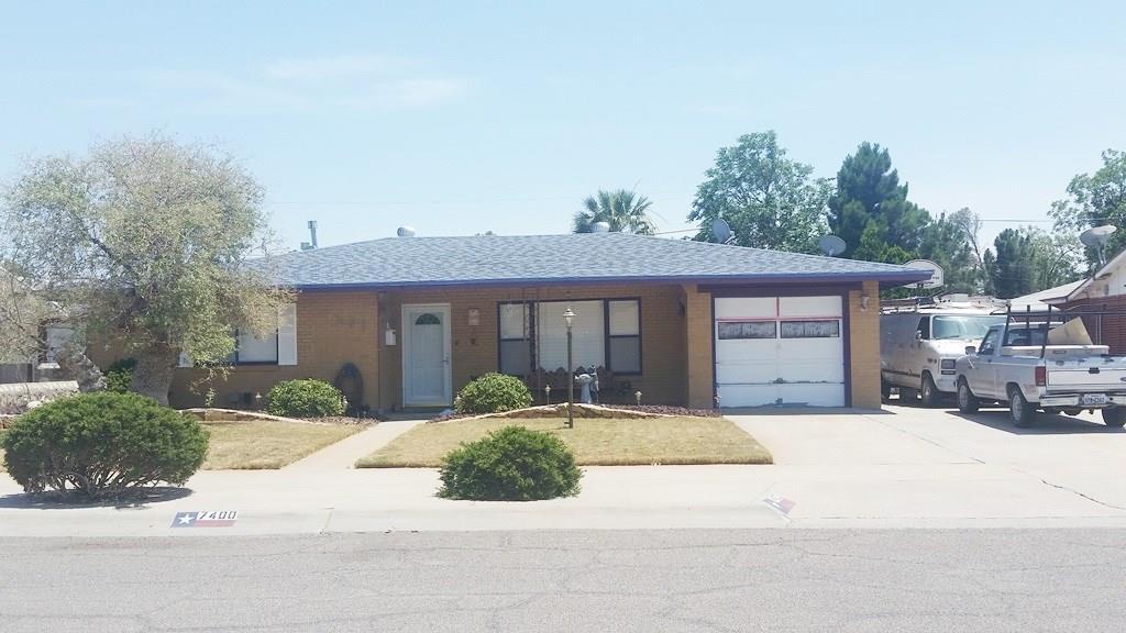 7400 Dempsey Avenue, El Paso, TX 79925