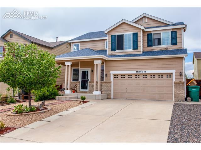 1586 Woodpark Drive, Colorado Springs, CO 80951