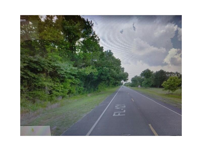 STATE ROAD 121, GAINESVILLE, FL 32653