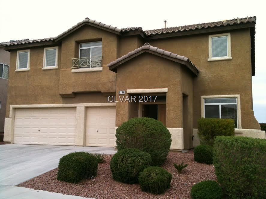 5782 CALANAS Avenue, Las Vegas, NV 89141