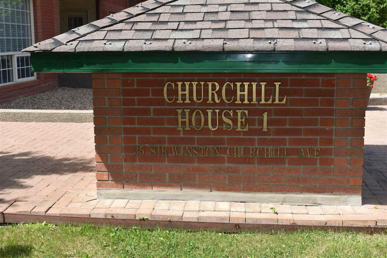 35 SIR WINSTON CHURCHILL Avenue 104, St. Albert, AB T8N 0G3