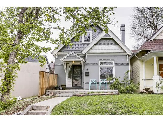 1152 Clayton Street, Denver, CO 80206