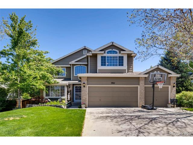 9921 S Silver Maple Road, Highlands Ranch, CO 80129