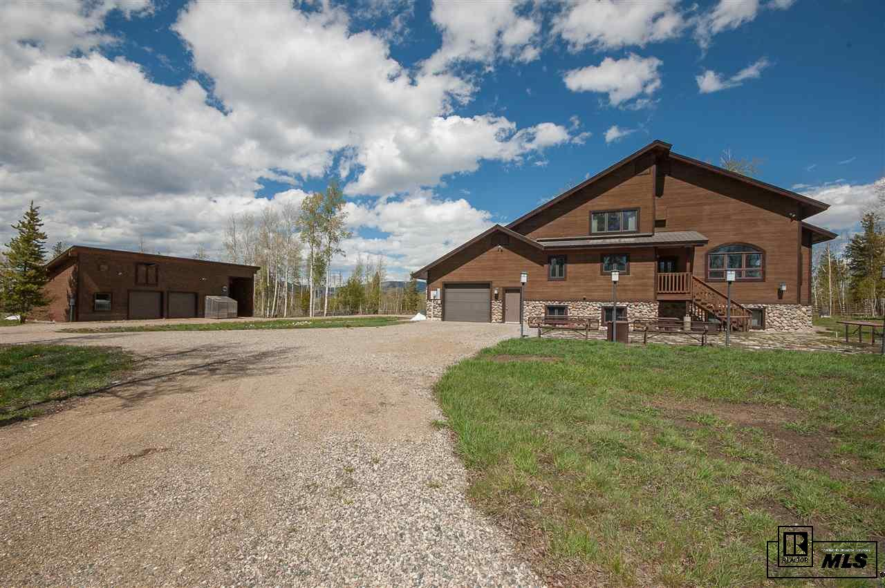 59150 Button Willow Drive, Clark, CO 80428