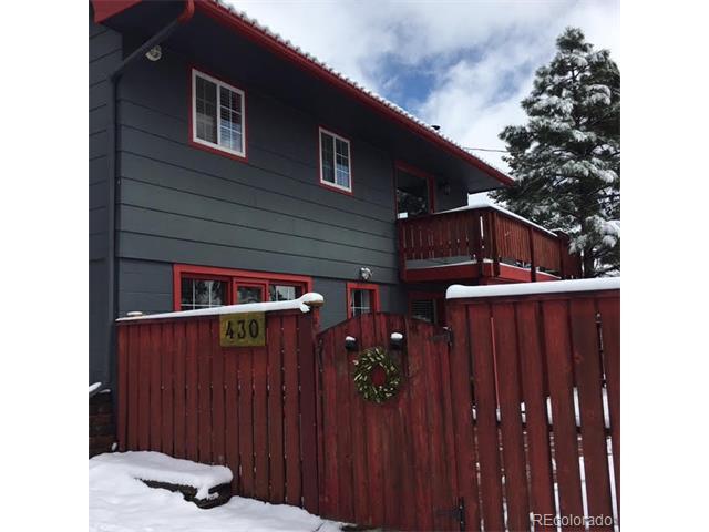 430 Thompson Place, Palmer Lake, CO 80133