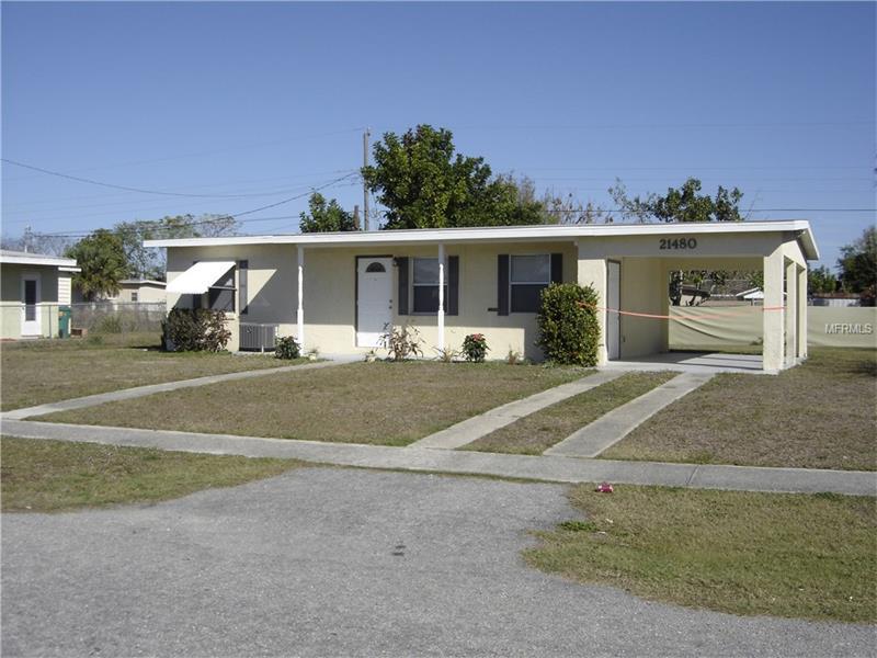 21480 MALLORY AVENUE PORT CHARLOTTE, Florida