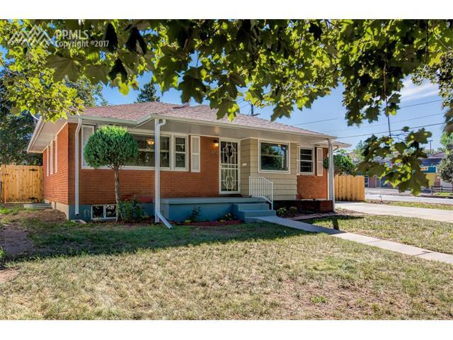 3004 W St Vrain Street, Colorado Springs, CO 80904