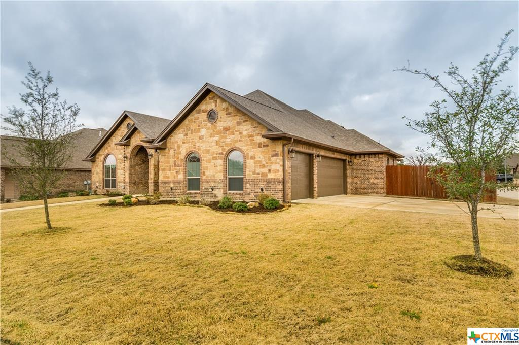 1904 Deerfield Drive, Temple, TX 76502