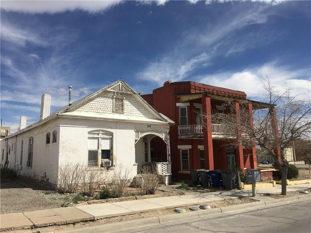 910 N Kansas Street, El Paso, TX 79902