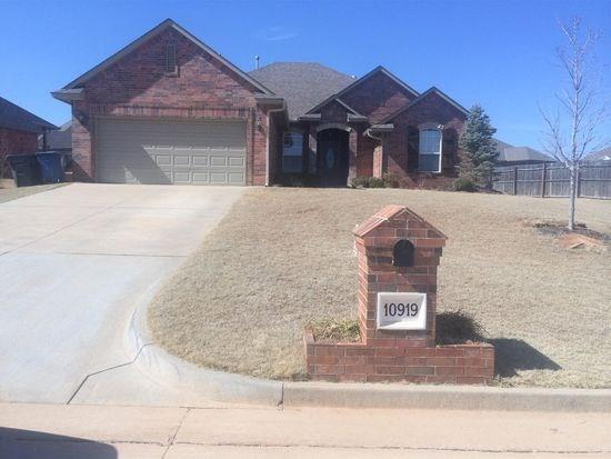 10919 Blue Sky Drive, Midwest City, OK 73130