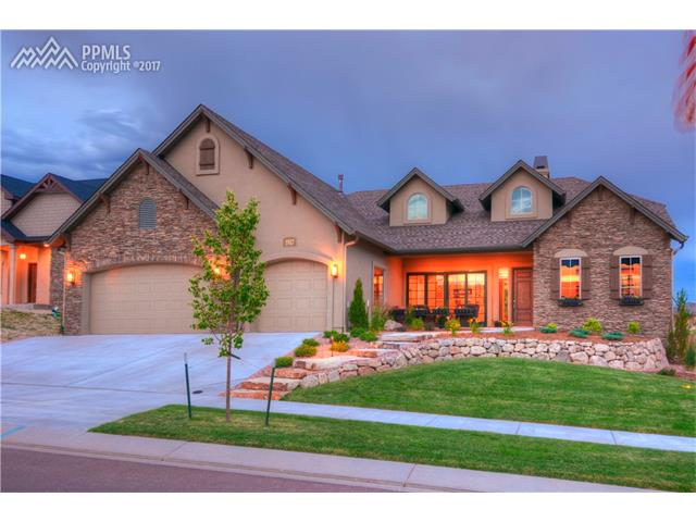 1917 Redbank Drive, Colorado Springs, CO 80921