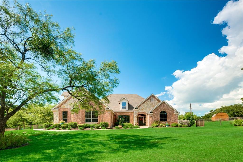 116 Overton Ridge Circle, Weatherford, TX 76088