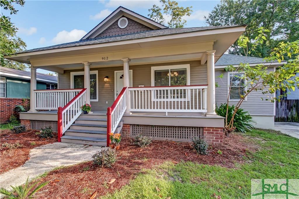 912 E 37th Street, Savannah, GA 31401