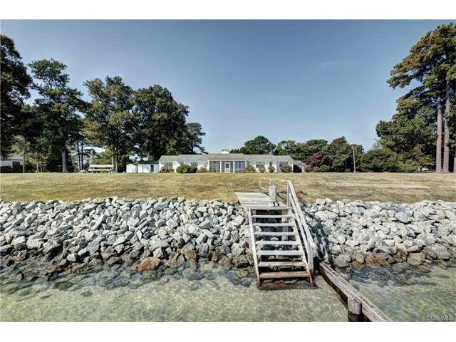 898 Stove Point Road, Deltaville, VA 23043