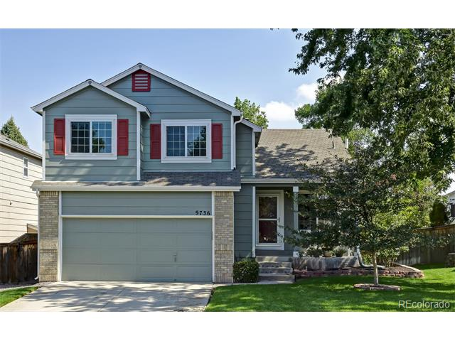 9736 Whitecliff Place, Highlands Ranch, CO 80129