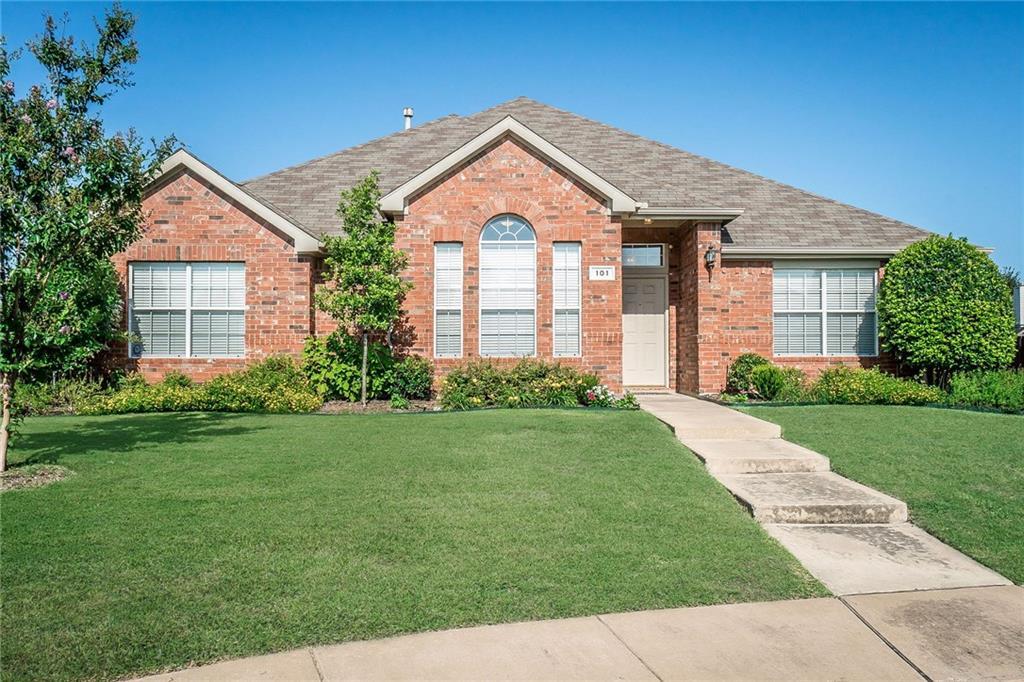 101 Sunridge Way, Allen, TX 75002