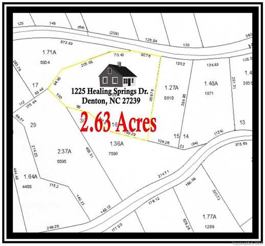 1225 Healing Springs Drive 16&16A, Denton, NC 27239