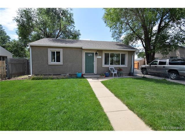 1215 Bristol Avenue, Colorado Springs, CO 80905