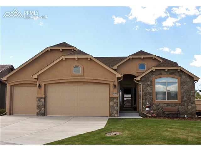 3049 Sovereign View, Colorado Springs, CO 80920