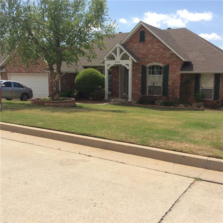 2055 Yorkshire Drive, Midwest City, OK 73130