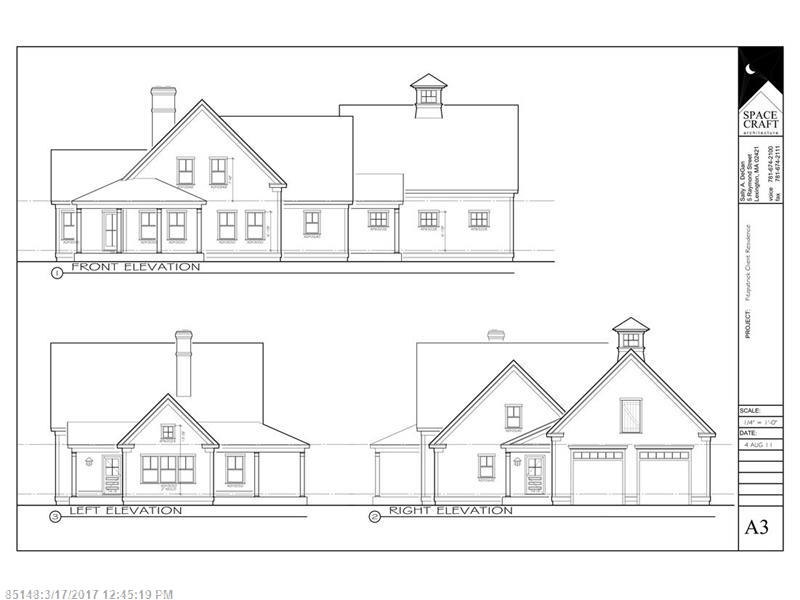 Lot # 9 High Winds DR , Yarmouth, ME 04096