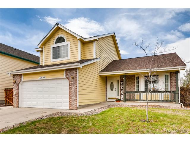 12629 Meadow Bridge Way, Parker, CO 80134