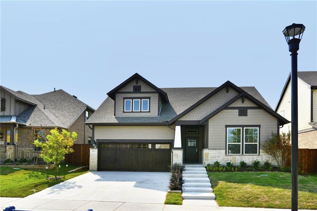 2012 Bending Oak Street, Aledo, TX 76008