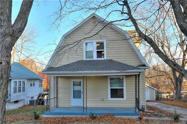 563 S EVANSTON Avenue, Independence, MO 64053