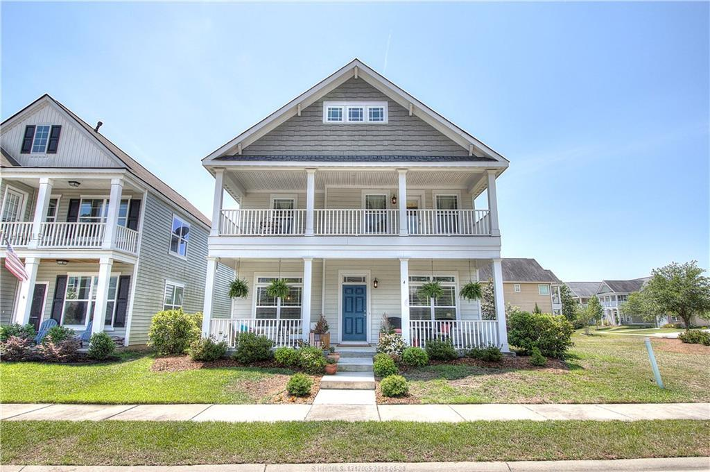 4 Tanners Crossing, Bluffton, SC 29910