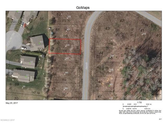 AFFORDABLE AND WELL LOCATED IN AREA OF NEW CONSTRUCTION & ESTABLISHED NEIGHBORHOOD. CITY WATER & ETOWAH SEWER (BUYER TO PURCHASE TAPS) & PAVED ROADS. IDEALLY LOCATED BETWEEN BREVARD & HENDERSONVILLE!