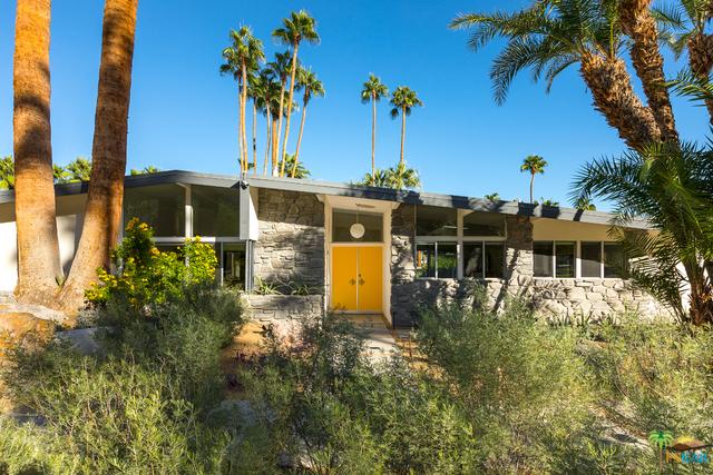 616 N High Road, Palm Springs, CA 92262