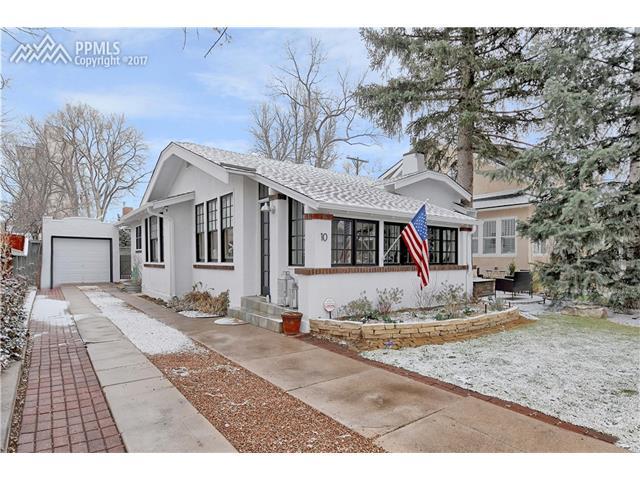10 E Jefferson Court, Colorado Springs, CO 80907