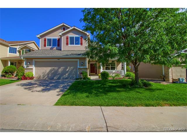 448 Rose Finch Circle, Highlands Ranch, CO 80129