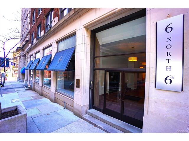 6 N 6th Street Unit-4D, Richmond, VA 23219