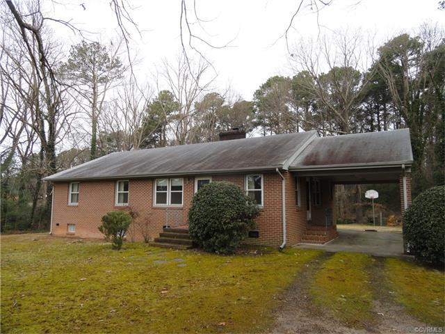 18722 Carson Road, Dinwiddie, VA 23841