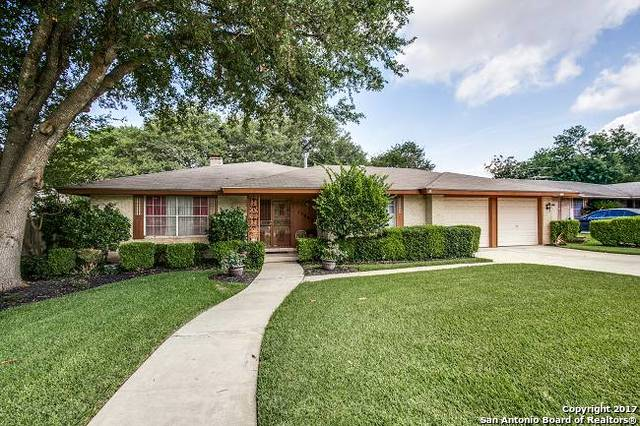 13803 BRIARMEADOW ST, San Antonio, TX 78217