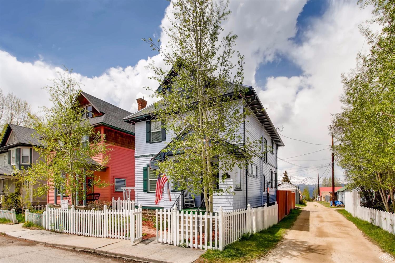 809 Spruce Street, Leadville, CO 80461
