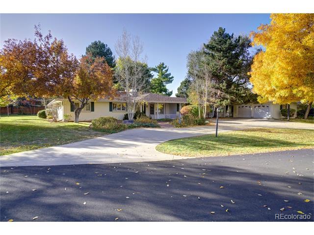 3131 Cherryridge Road, Cherry Hills Village, CO 80113