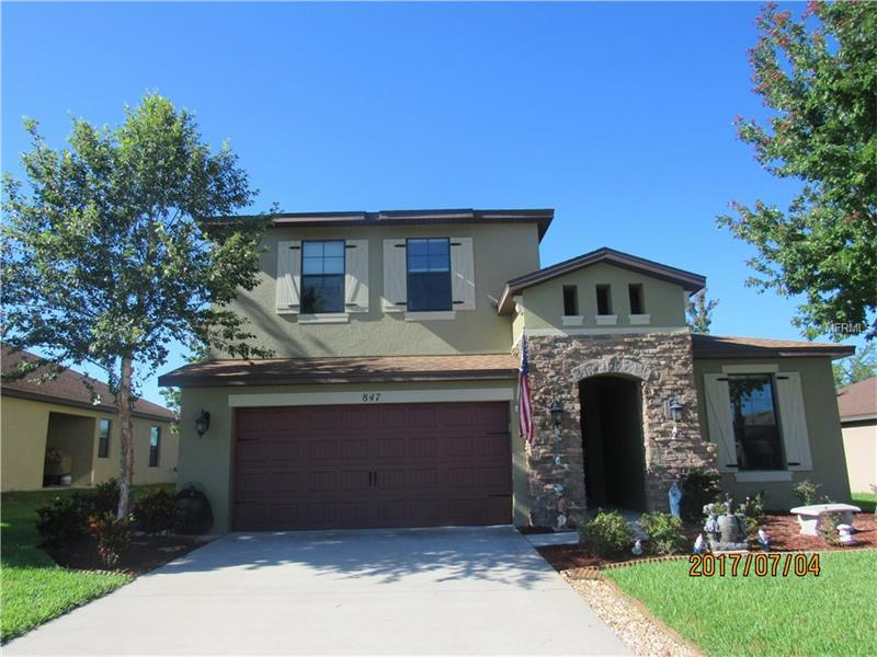 847 CROOKED BRANCH DRIVE, CLERMONT, FL 34711
