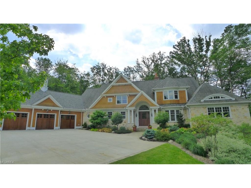 14955 County Line Rd, Hunting Valley, OH 44022