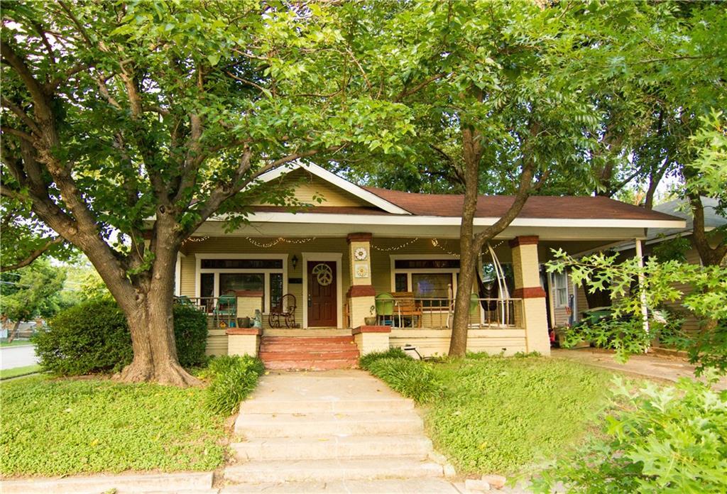 2001 Hurley Avenue, Fort Worth, TX 76110